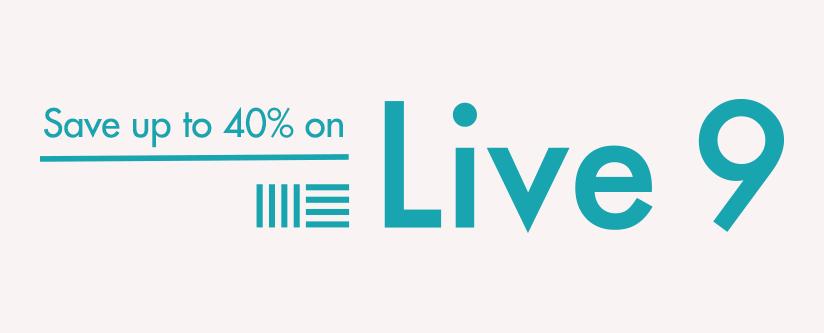 Live 9 Discount