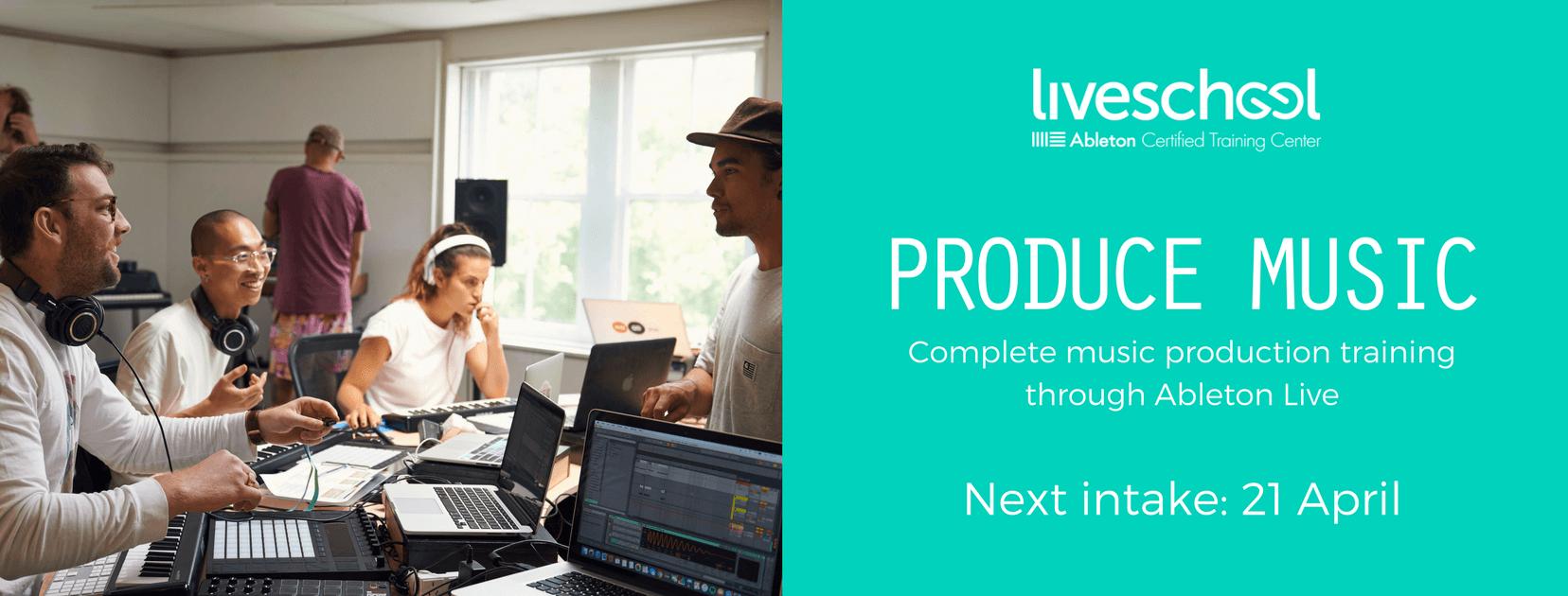 Produce Music Intake: April 21