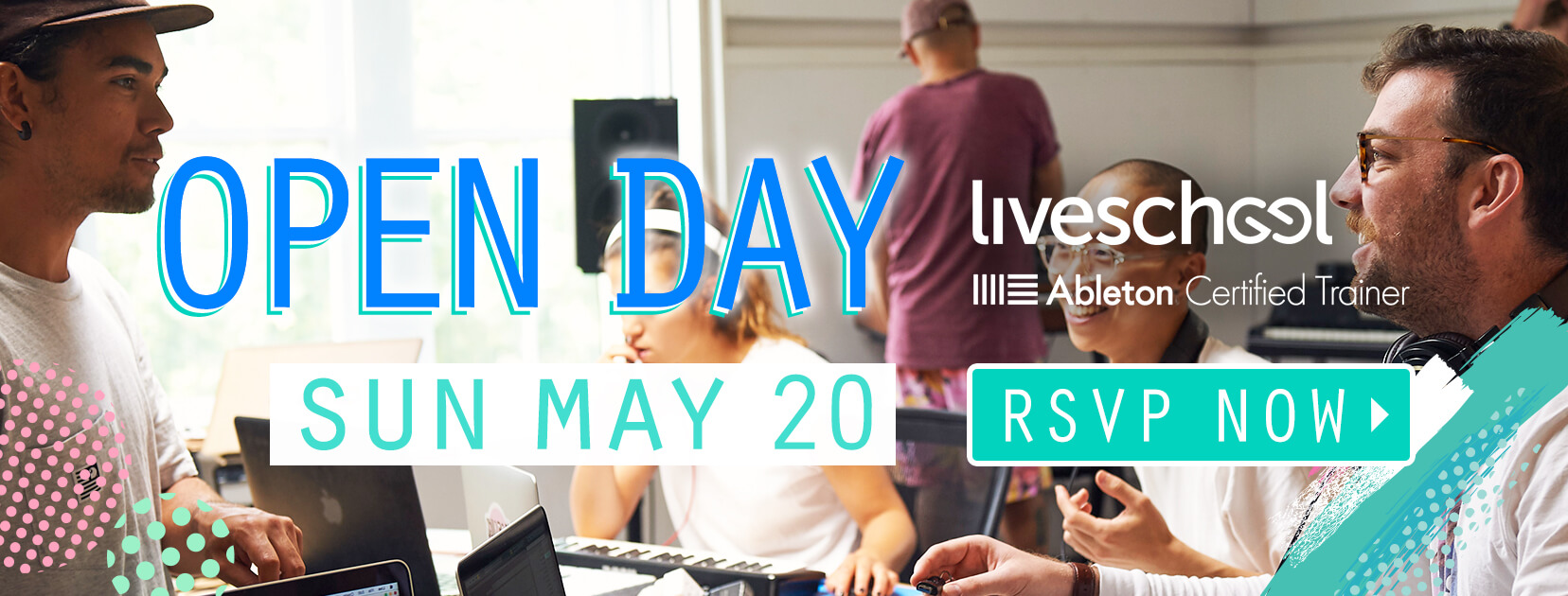 Open Day at Liveschool - May 20